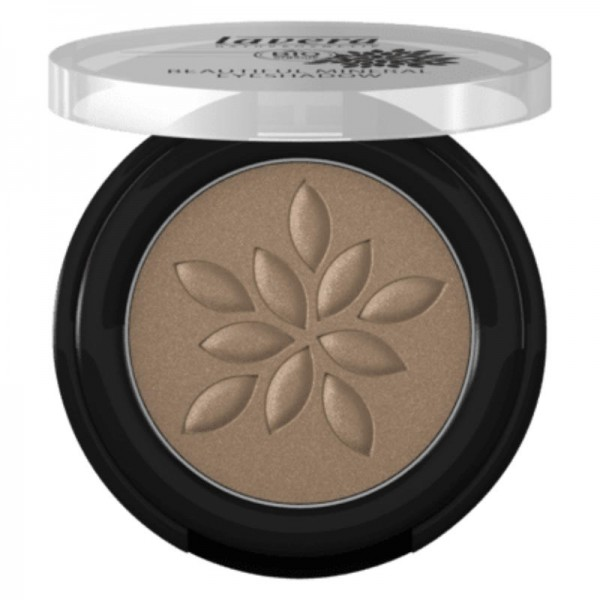 Beautiful Mineral Eyeshadow Shiny Taupe 04, 2g - Lavera