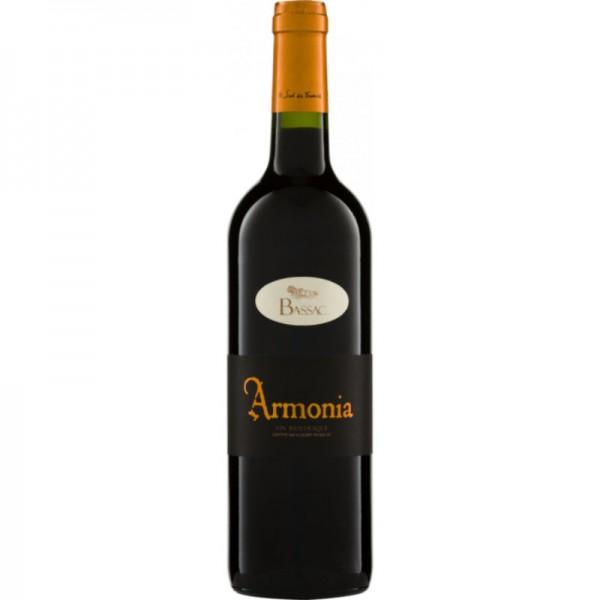 Armonia Rouge, Bio Domaine Bassac 2016