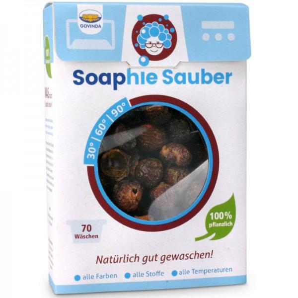 Soaphie Sauber Waschnusschalen, 350g - Govinda