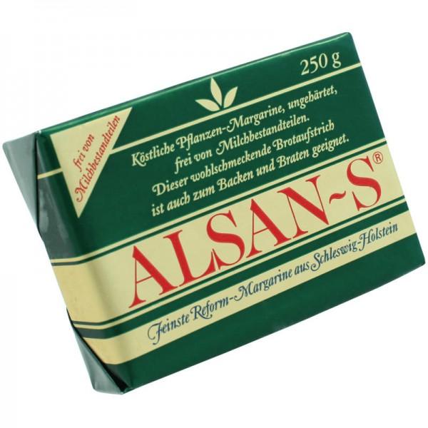ALSAN-S Reform-Margarine, 250g - Alsan