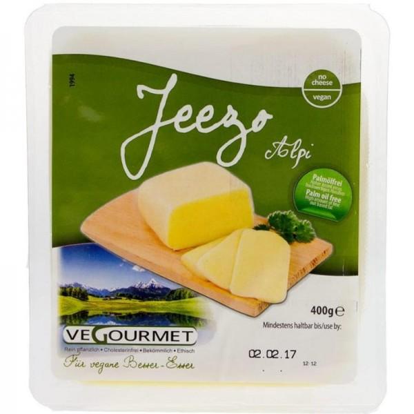 Jeezo Alpi Block, 400g - Vegourmet