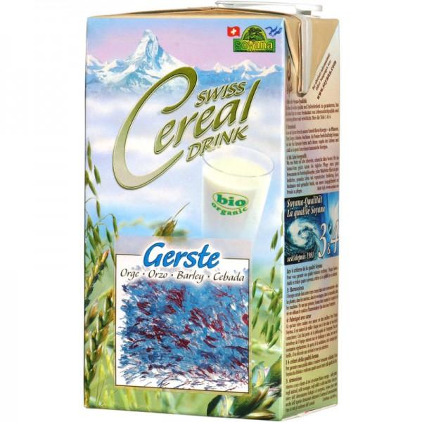 Gerste Swiss Cereal-Drink Bio, 1L - Soyana