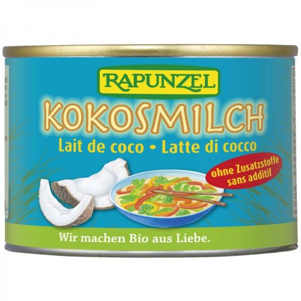Kokosmilch Bio, 200ml - Rapunzel