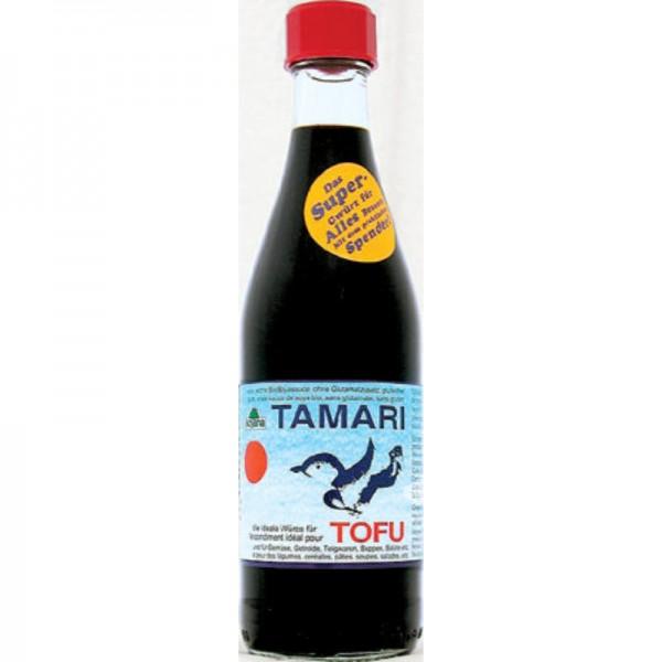 Tamari Soja-Sauce Bio, 330ml - Soyana