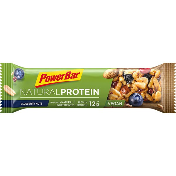 Natural Protein Riegel Blueberry Nuts, 40g - PowerBar
