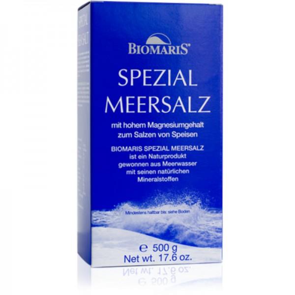 Meersalz Spezial, 500g - Biomaris