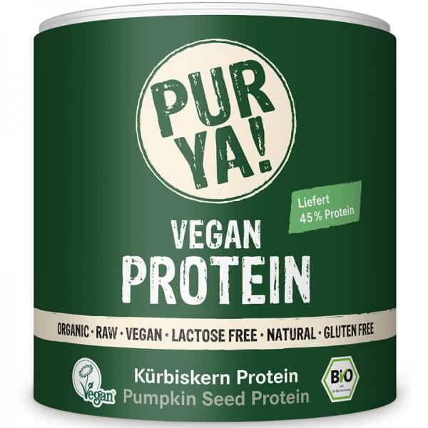 Kürbiskern Protein Bio, 250g - PUR YA!