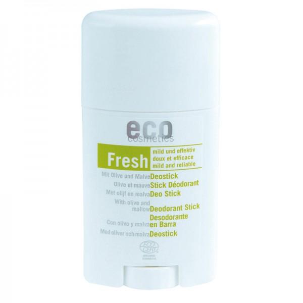 Deostick mild & effektiv mit Olive & Malve, 50ml - eco cosmetics