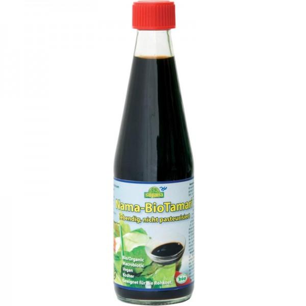 Nama-Tamari Soja-Sauce nicht pasteurisiert Bio, 330ml - Soyana