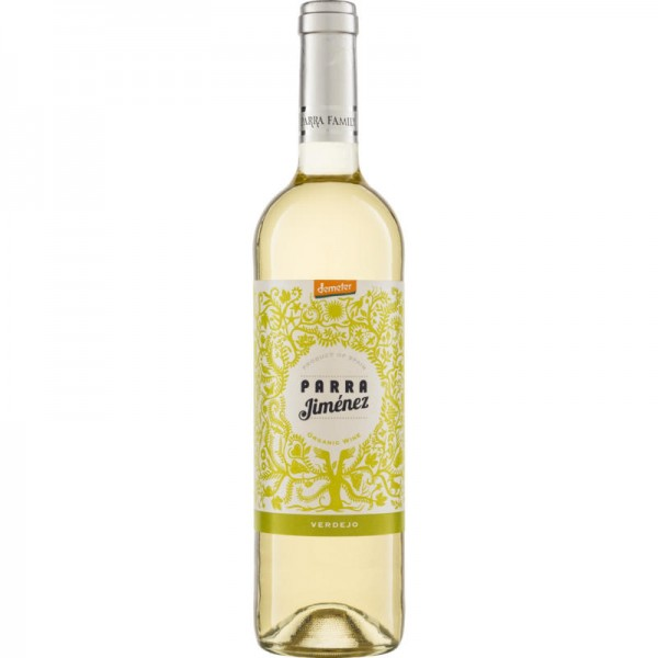 Verdejo Parra DO 2017, Demeter