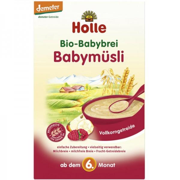 Babybrei Babymüsli Bio, 250g - Holle