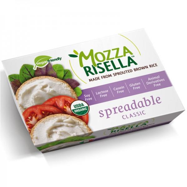 MozzaRisella Spreadable Classic Bio, 150g - Frescolat
