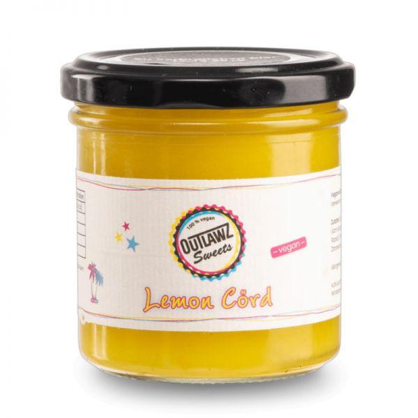 Lemon Cörd, 200ml - Outlawz Food
