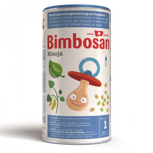 Bisoja ohne Palmöl Anfangsnahrung Dose, 450g - Bimbosan