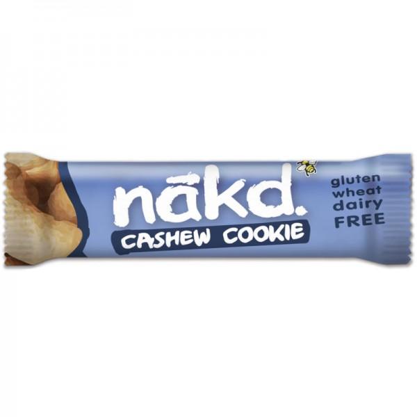 Cashew Cookie Bar, 35g - nakd