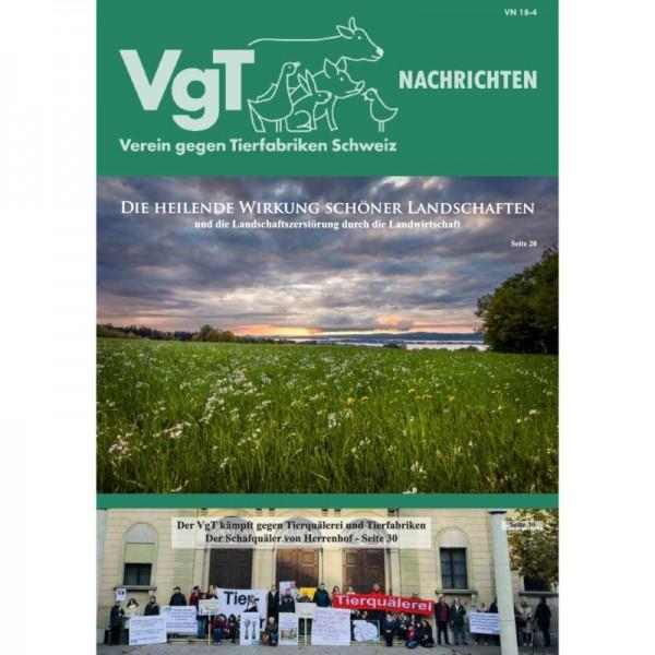 VgT Nachrichten Dezember 2018
