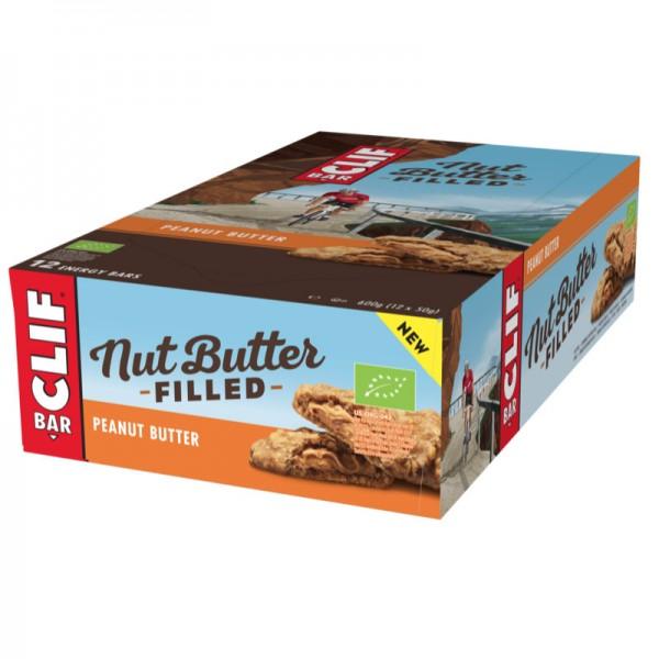 Nut Butter Filled Peanut Butter Bio Box, 12 Stück - Clif Bar