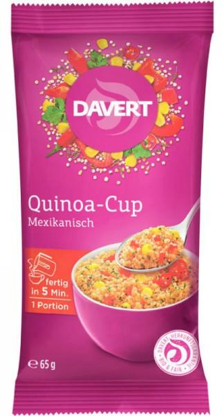 Quinoa-Cup Mexikanisch Bio, 65g - Davert