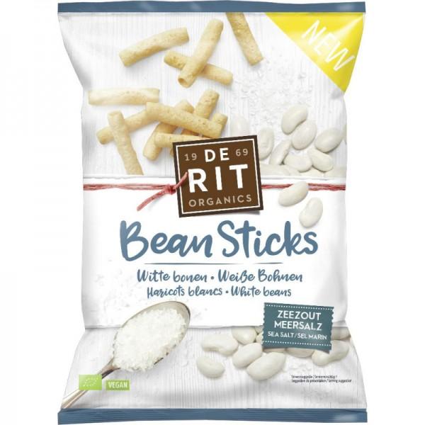 Bean Sticks Meersalz Bio, 75g - De Rit