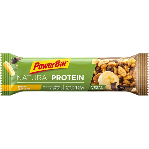 Natural Protein Riegel Banana Chocolate, 40g - PowerBar
