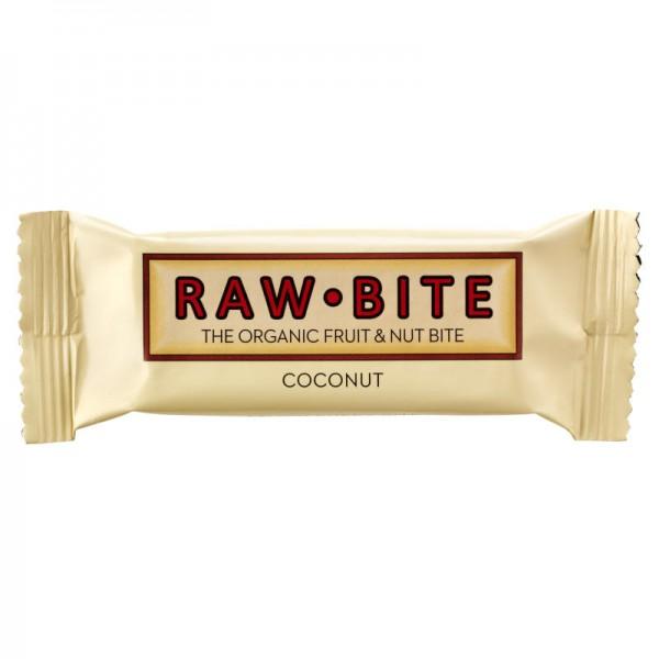 Coconut Rohkost-Riegel Bio, 50g - Raw Bite