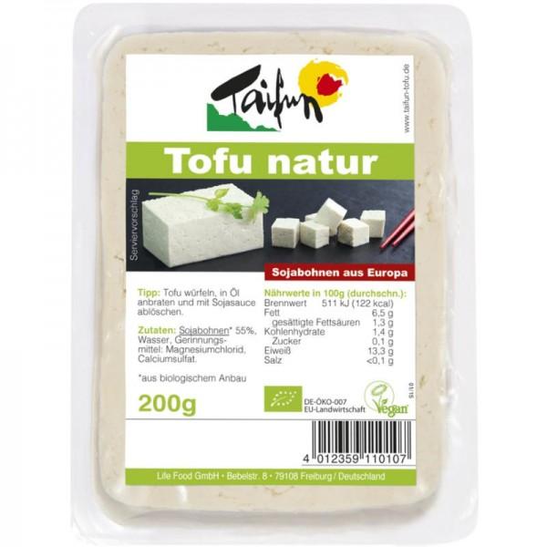 Tofu natur Bio, 200g - Taifun