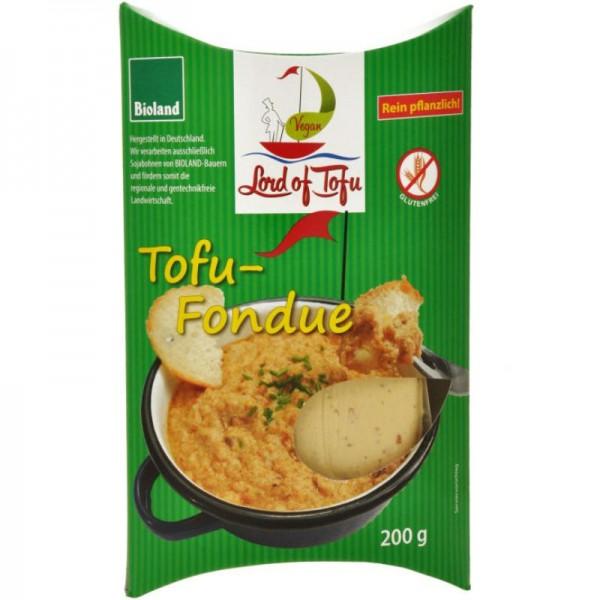 Tofu-Fondue Bio, 200g - Lord of Tofu