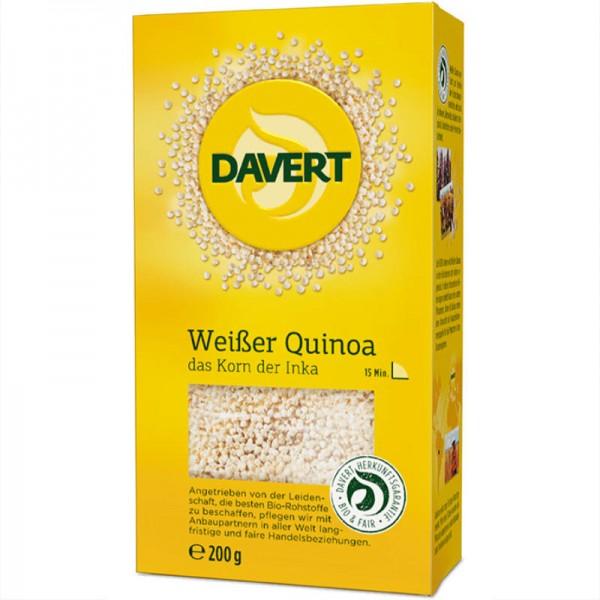 Weisser Quinoa Bio, 200g - Davert