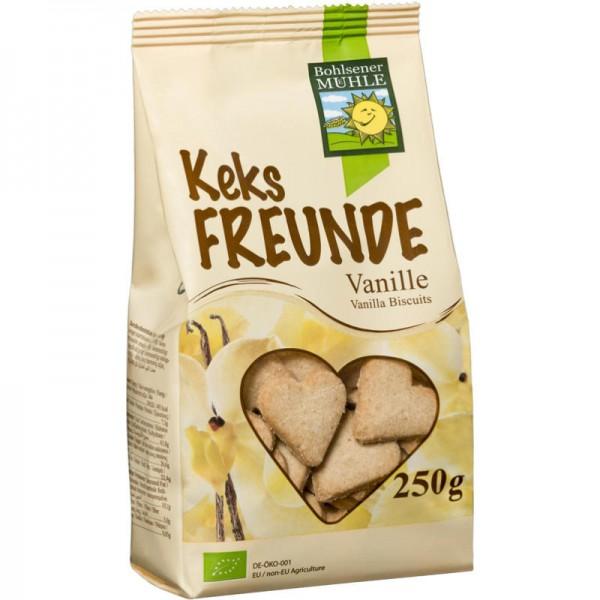 Vanille Keks Freunde Bio, 250g - Bohlsener Mühle