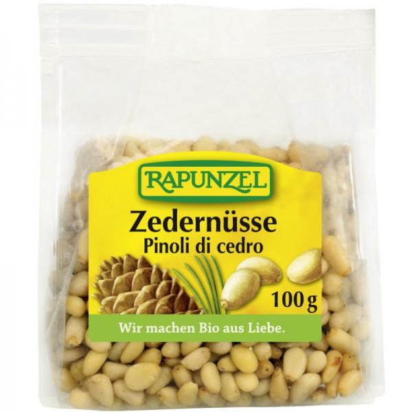 Zedernüsse Bio, 100g - Rapunzel