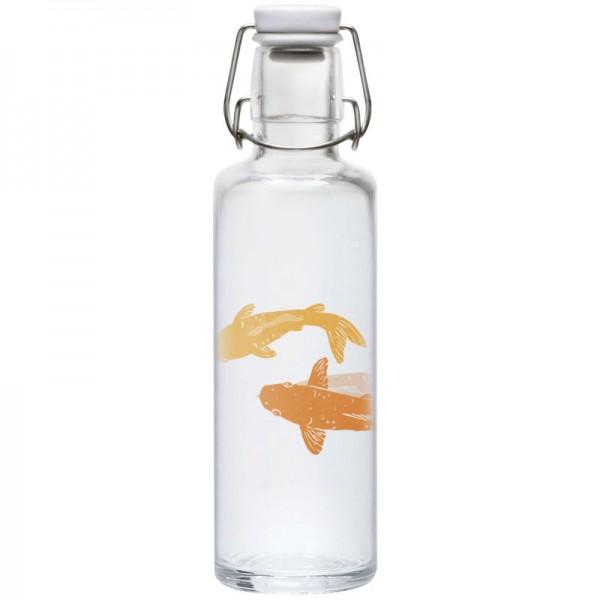 Trinkflasche Kois 0.6L, 1 Stück - soulbottles