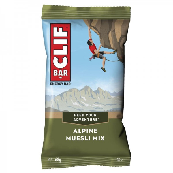 Alpine Muesli Mix Riegel, 68g - Clif Bar