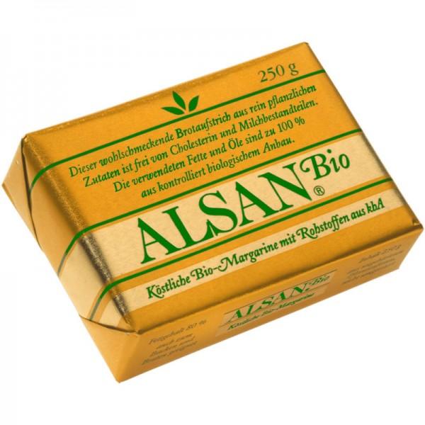 ALSAN-Bio Margarine, 250g - Alsan