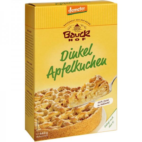Dinkel Apfelkuchen Backmischung Bio, 440g - Bauckhof