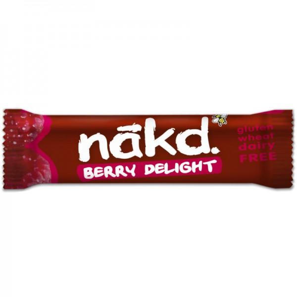 Berry Delight Bar, 35g - nakd