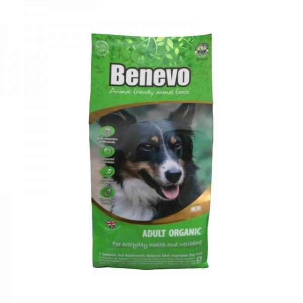 Adult Organic Hunde Trockenfutter, 2kg - Benevo