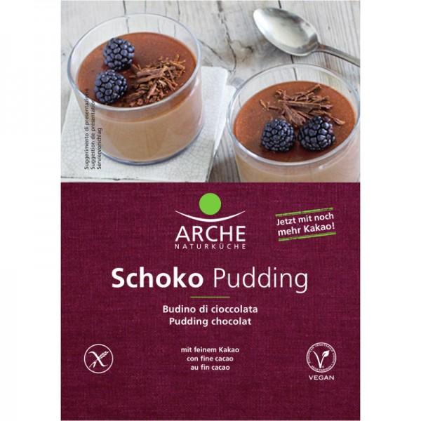 Schoko Pudding Bio, 50g - Arche