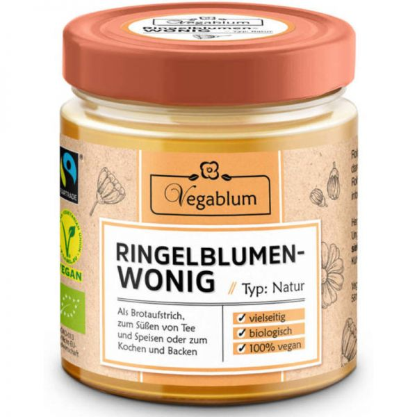 Ringelblumen-Wonig Bio, 225g - Vegablum