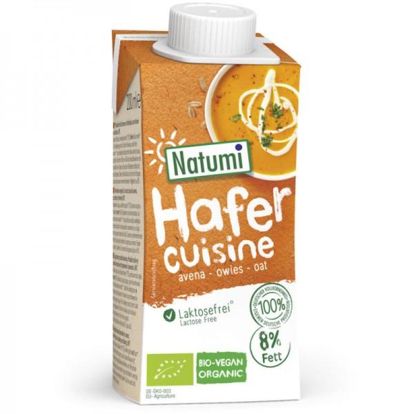 Hafer Cuisine Bio, 200ml - Natumi