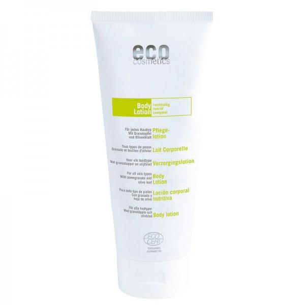 Pflegelotion reichhaltig mit Granatapfel & Olivenblatt, 200ml - eco cosmetics