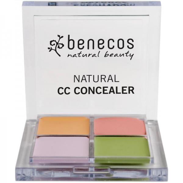Natural CC Concealer, 6g - Benecos