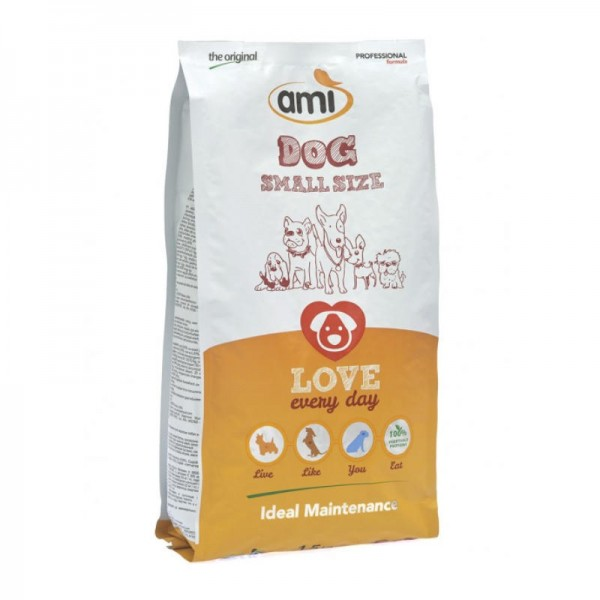 Love Every Day Small Size Hunde Trockenfutter, 1.5kg - Ami