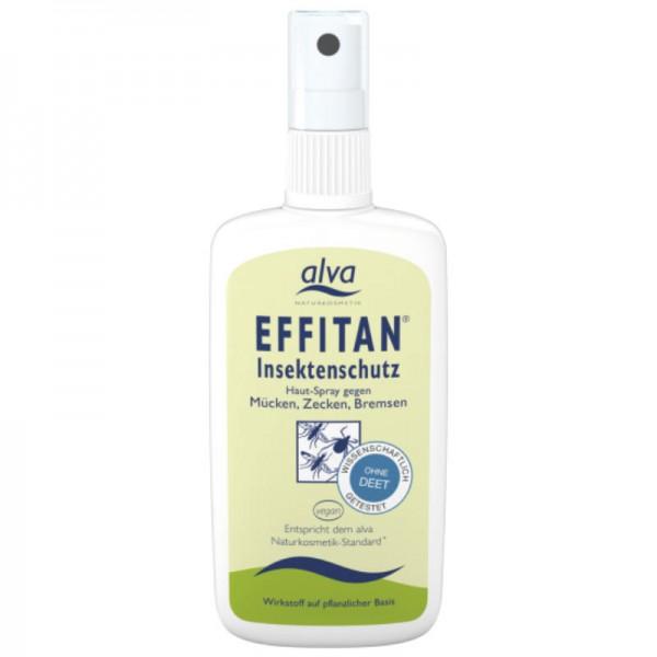 Effitan Insektenschutz-Spray, 100ml - Alva