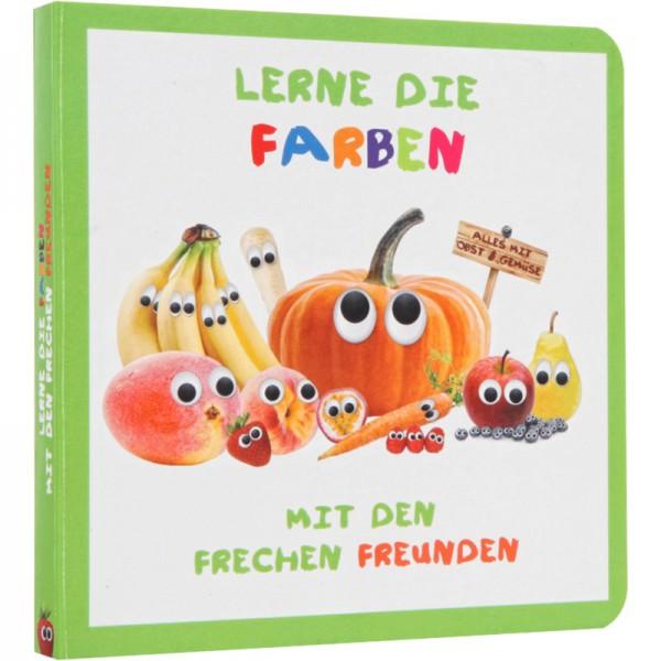 Lerne die Farben - Freche Freunde