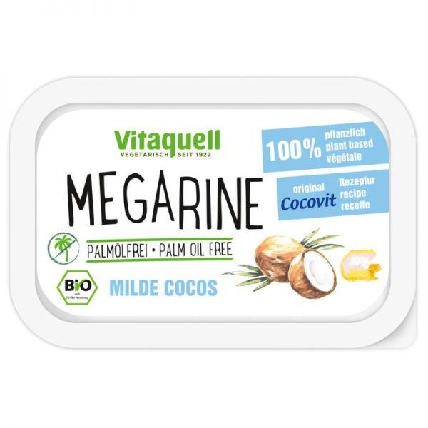 Megarine milde Cocos Bio, 250g - Vitaquell