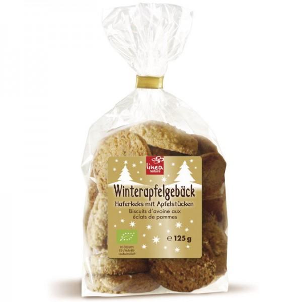 Winterapfel Gebäck Bio, 125g - Linea Natura