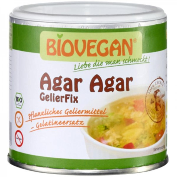 Agar Agar GelierFix Bio, 100g - Biovegan