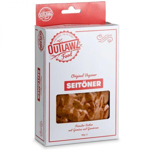 Original Veganer Seitöner, 180g - Outlawz Food