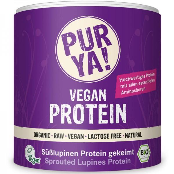 Süsslupinen Protein gekeimt Bio, 200g - PUR YA!