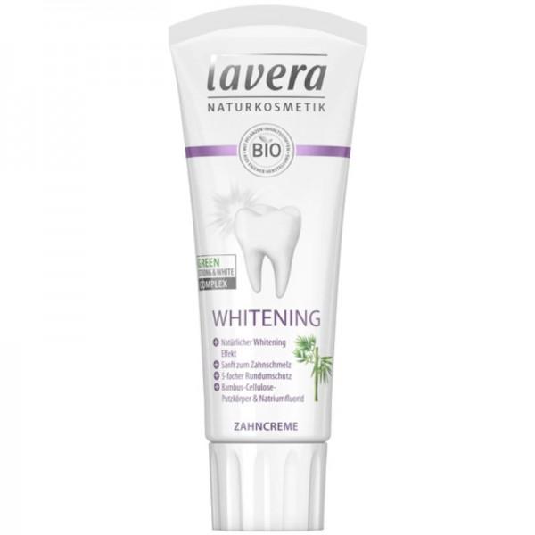 Zahncreme Whitening, 75ml - Lavera